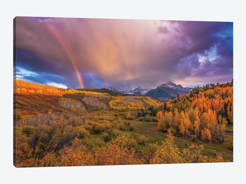 The Real Gold Of Colorado! by Bill Sherrell 1-piece Canvas Artwork