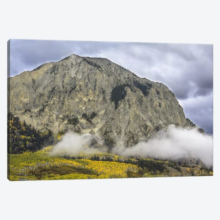 Angel Mountain Canvas Print #SHL24} by Bill Sherrell Canvas Print