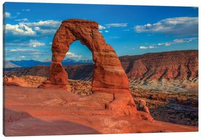 Delicate Arch-Utah Canvas Art Print