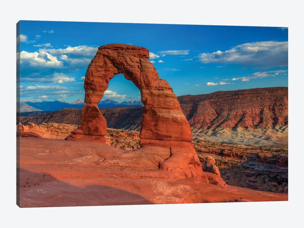 Delicate Arch-Utah by Bill Sherrell 1-piece Art Print