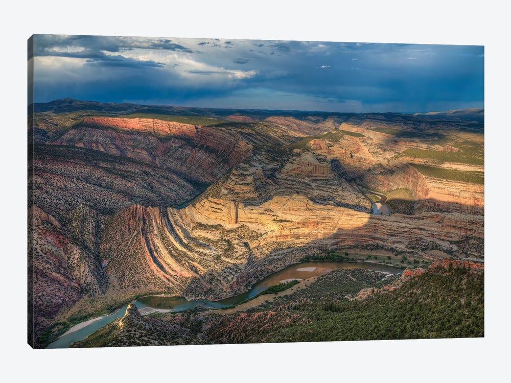 Dinosaur National Park-Colorado by Bill Sherrell 1-piece Canvas Art