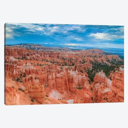 The Amazing Bryce Canyon-Utah Canvas Print #SHL301} by Bill Sherrell Canvas Wall Art