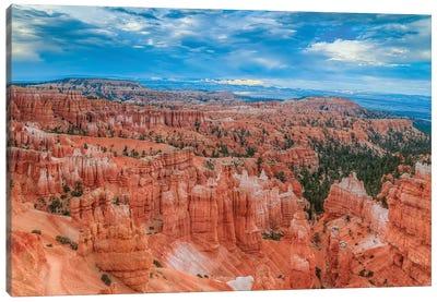 The Amazing Bryce Canyon-Utah Canvas Art Print