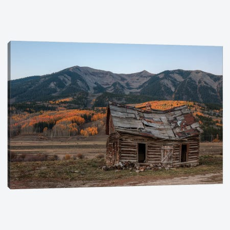 Days Gone By Canvas Print #SHL319} by Bill Sherrell Canvas Art Print