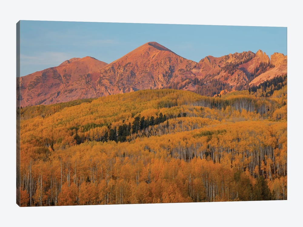 Majestic Autumn by Bill Sherrell 1-piece Canvas Art Print