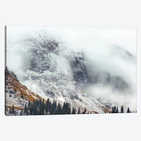 A Glimpse Of Heaven Canvas Print #SHL6} by Bill Sherrell Art Print