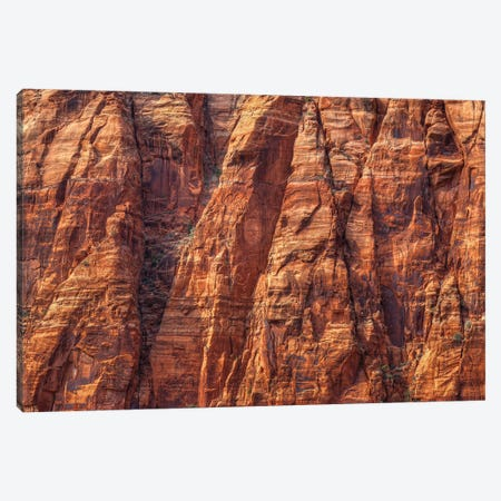 Cliffhanger Canvas Print #SHL78} by Bill Sherrell Canvas Art Print