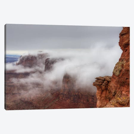 Creation 3-Piece Canvas #SHL87} by Bill Sherrell Canvas Print
