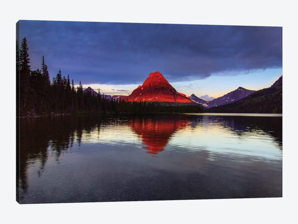 Dawn's Early Light by Bill Sherrell 1-piece Canvas Print