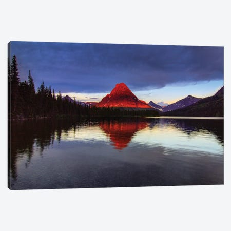 Dawn's Early Light Canvas Print #SHL91} by Bill Sherrell Art Print