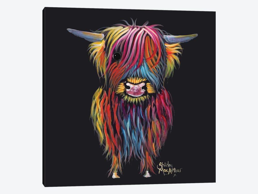 Braveheart by Shirley Macarthur 1-piece Canvas Artwork