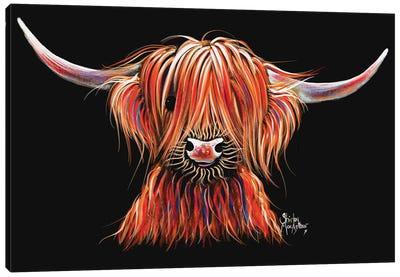 Harley Canvas Art Print