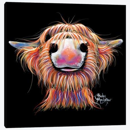 Irn Broo Too Canvas Print #SHM35} by Shirley Macarthur Art Print