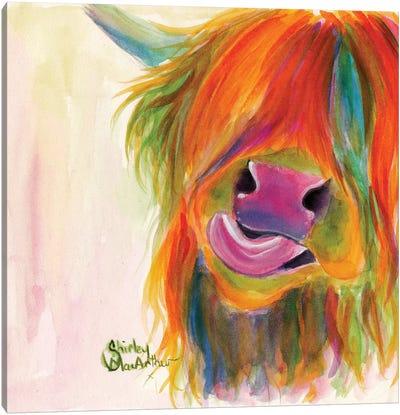 Juicy Fruit Josie Canvas Art Print