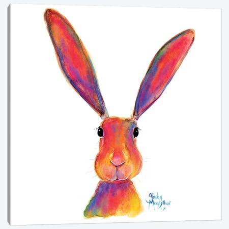 All Ears Canvas Print #SHM74} by Shirley Macarthur Art Print