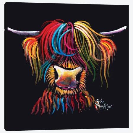 Nelly Canvas Print #SHM94} by Shirley Macarthur Art Print