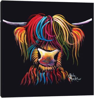 Nelly Canvas Art Print