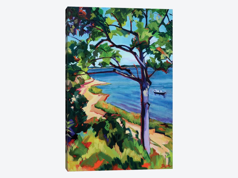 Little Pleasant Bay by Maxine Shore 1-piece Canvas Art Print