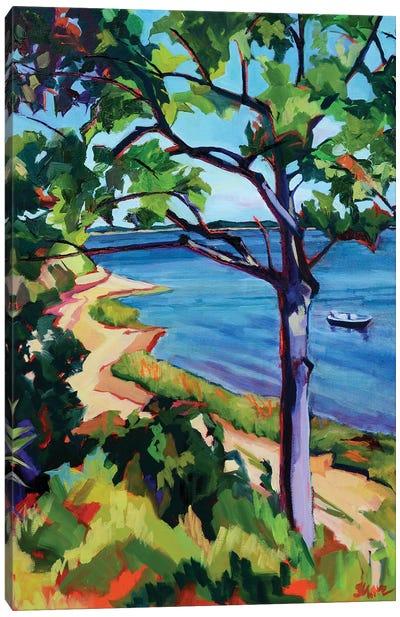 Little Pleasant Bay Canvas Art Print
