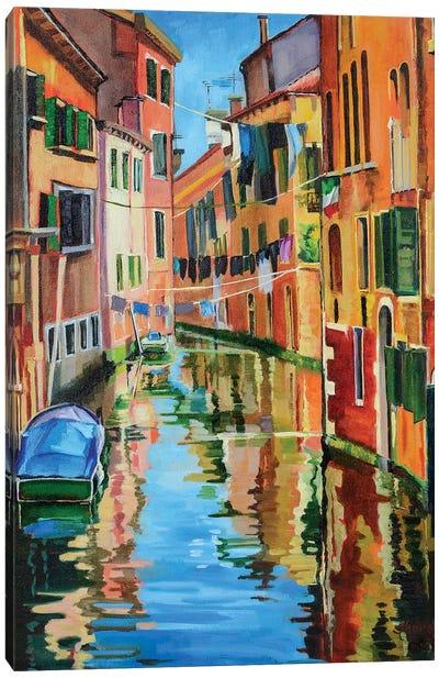 Fair Venice Canvas Art Print