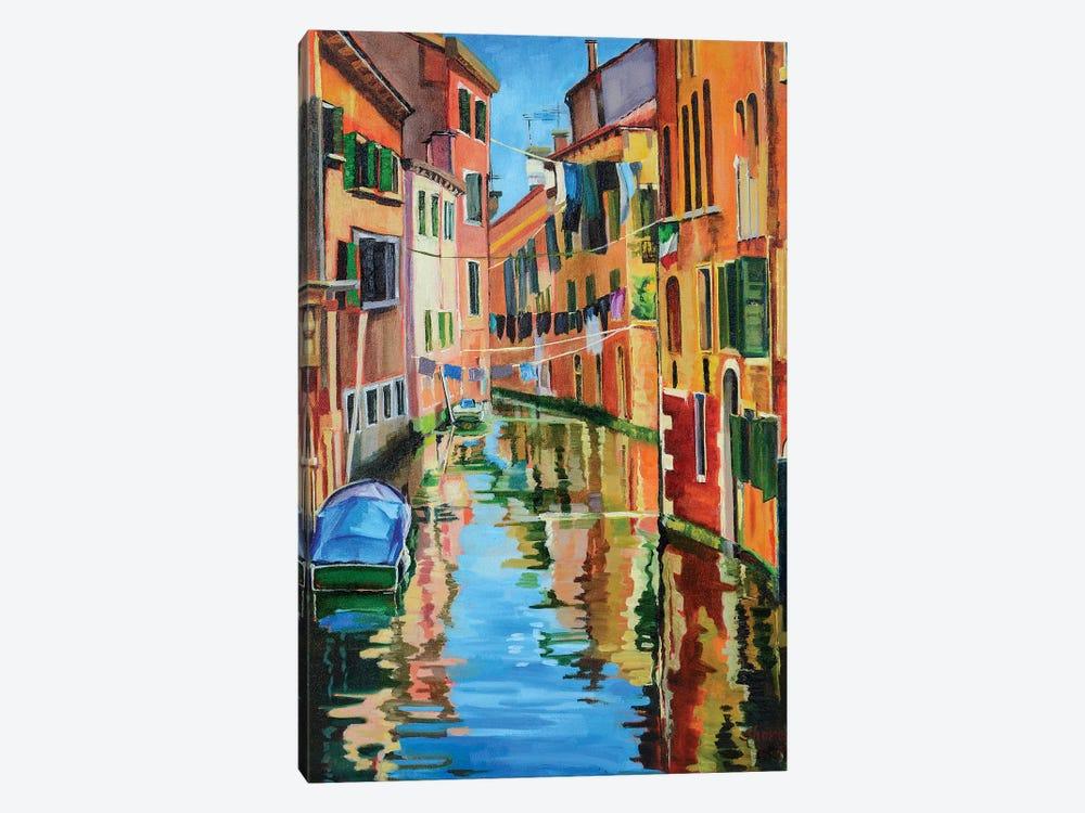 Fair Venice by Maxine Shore 1-piece Canvas Artwork