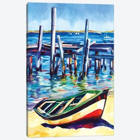 Cape Cod Bay Canvas Print #SHO42} by Maxine Shore Art Print