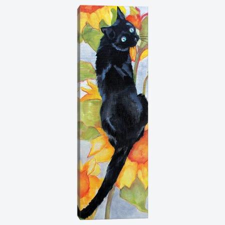 Koshka Canvas Print #SHO47} by Maxine Shore Canvas Art