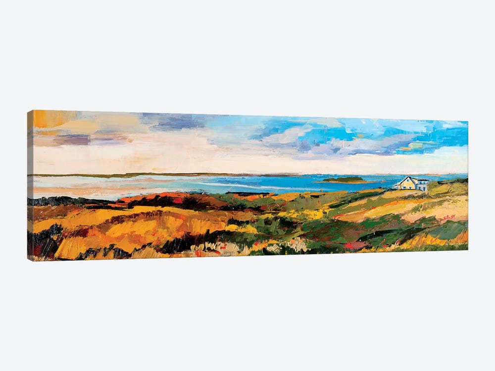 Cape Cod Vista by Maxine Shore 1-piece Canvas Print