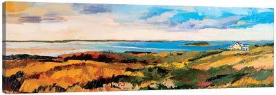 Cape Cod Vista Canvas Art Print