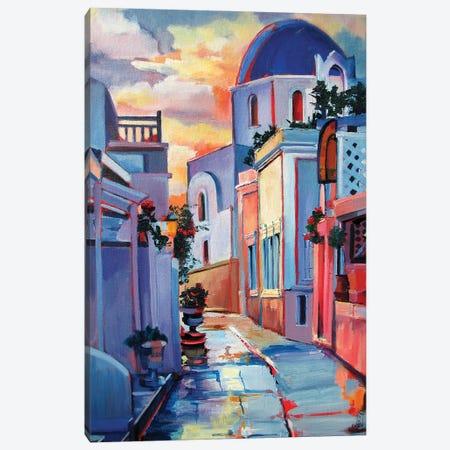 Golden Hour Canvas Print #SHO56} by Maxine Shore Canvas Print