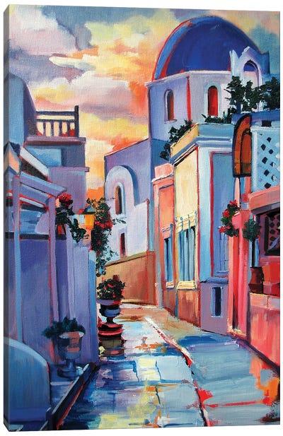 Golden Hour Canvas Art Print