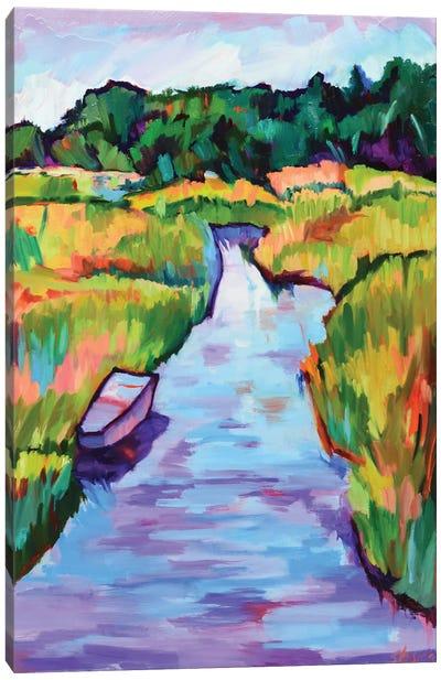 Rippling Waters Canvas Art Print