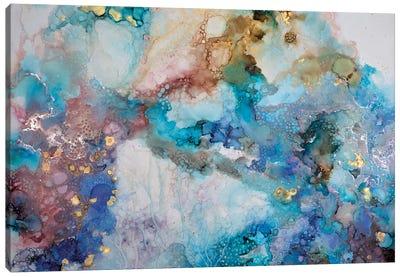 Reef Canvas Art Print