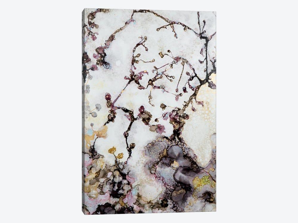 Connection IV by Mishel Schwartz 1-piece Canvas Print