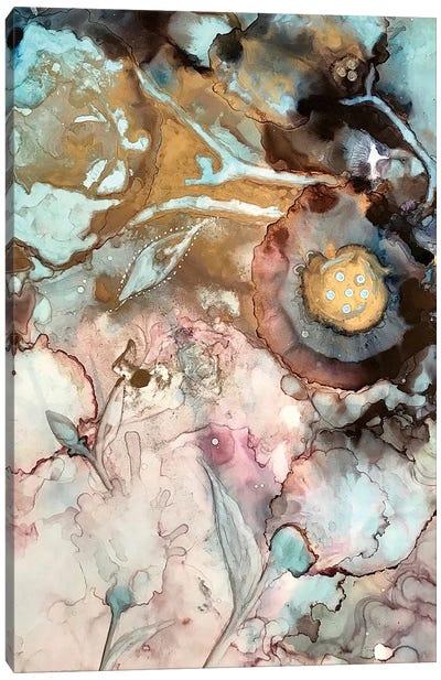 Garden Abstract I Canvas Art Print