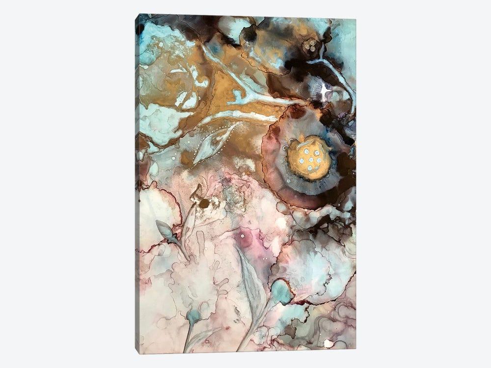 Garden Abstract I by Mishel Schwartz 1-piece Canvas Wall Art