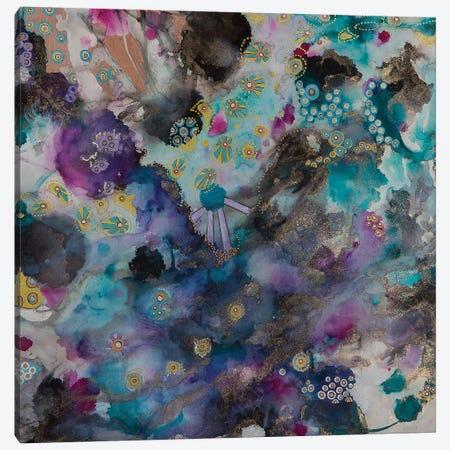 Mad World 3-Piece Canvas #SHW44} by Mishel Schwartz Canvas Wall Art