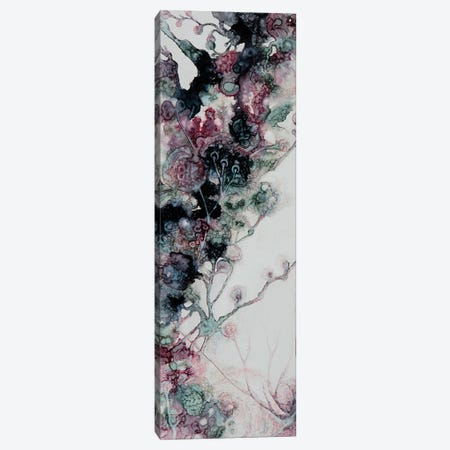 Moody Floral Canvas Print #SHW47} by Mishel Schwartz Canvas Artwork