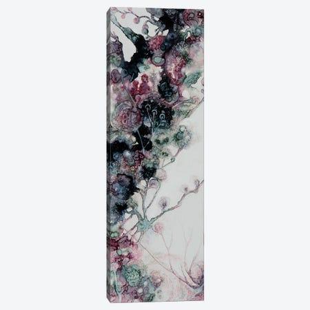 Moody Floral Canvas Print #SHW47} by Mishel Schwartz Canvas Artwork