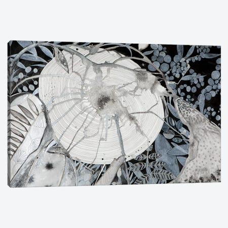 Moon Dance  3-Piece Canvas #SHW48} by Mishel Schwartz Canvas Art Print
