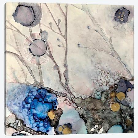 Springtime Canvas Print #SHW57} by Mishel Schwartz Canvas Print