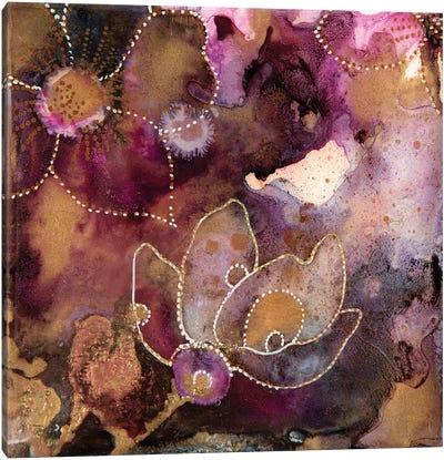 Flowering Fuchsai Canvas Art Print