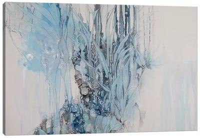 My Kind Of Blues Canvas Art Print