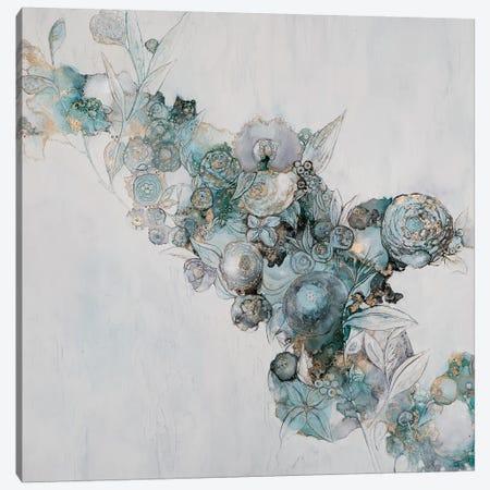 Nature's Lace Canvas Print #SHW88} by Mishel Schwartz Art Print