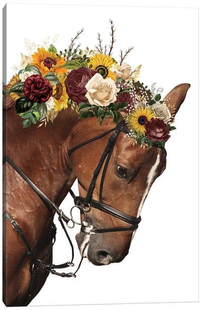 Horse Art Print Canvas Art Print