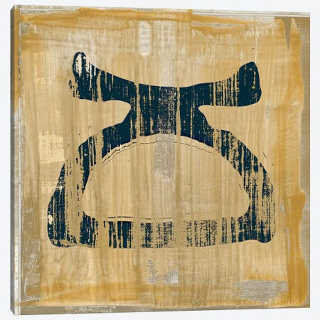 The Deities, Vulcan Canvas Print #SIA12} by Sia Aryai Canvas Print