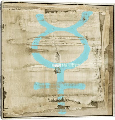The Deities, Mercury Canvas Art Print