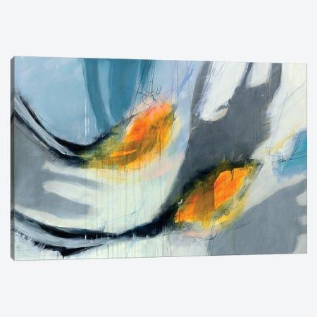 Avalanche Canvas Print #SID1} by Sidsel Brix Canvas Art Print