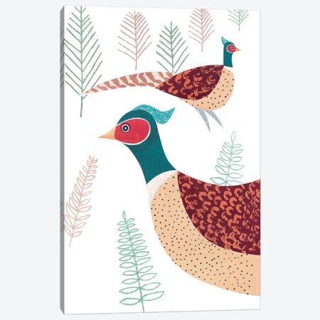 Pheasant Canvas Print #SIH116} by Simon Hart Canvas Print