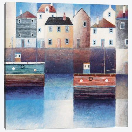 High Tide Canvas Print #SIH11} by Simon Hart Canvas Art